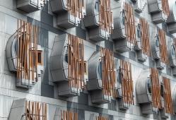 Scottish Parliment Building, Edinburgh