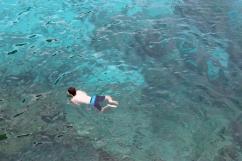 Swimming, Lang Tengah