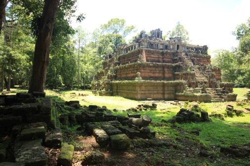 Tep Pranam, Siem Reap