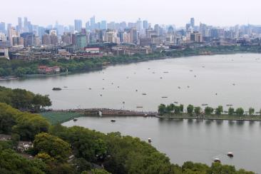 City Skyline, Hangzhou