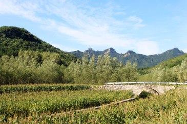 Fields, Jiankou