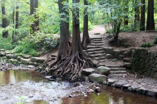 Stream Steps, Hangzhou