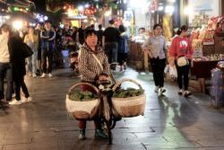 Xi'an Market Lady, Xi'an
