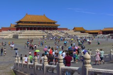 The Hall of Supreme Harmony, Beijing