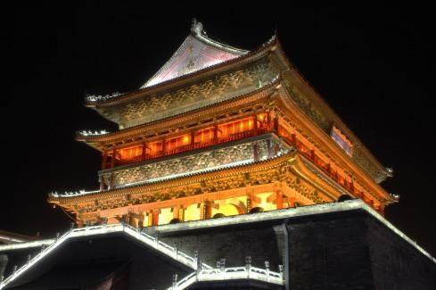 Xi'an Bell Tower, Xi'an