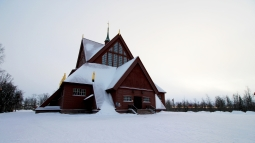 Kiruna Kyrka, Kiruna