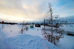 Kiruna Train Station, Kiruna