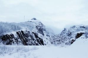 Mount Luossavaara, Kiruna