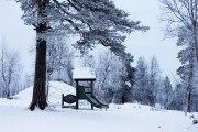 Playground, Kiruna