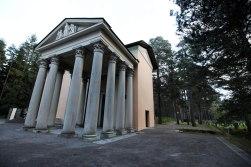 Skogskyrkogården, Stockholm