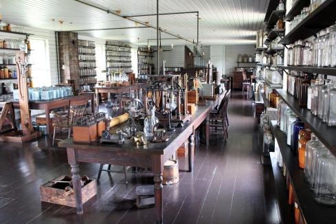 Thomas Edison Workshop, Greenfield Village