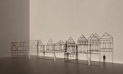 Steel Frames of Corn Square, Leominster