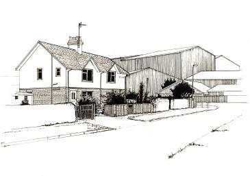 Waterworks Lane, Leominster