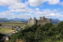 Harlech Castle, Harlech