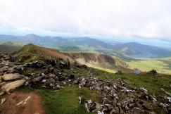 Rhyd-Ddu Ridge, Snowden