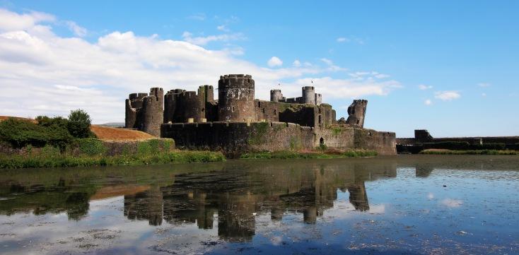 Caerphilly Castle, Caerphilly