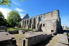 Pirita kloostri varemed, Tallinn