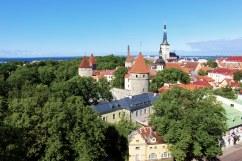 City Walls, Tallinn