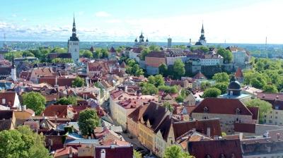 Tallinn Old Town, Tallinn