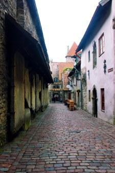 Katariina Käik, Tallinn