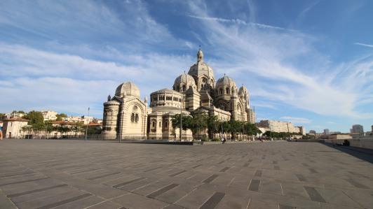 Cathédrale La Major, Marseille