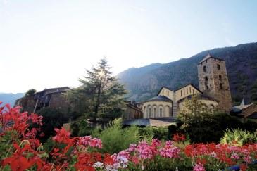 Església de Sant Esteve, Andorra La Vella