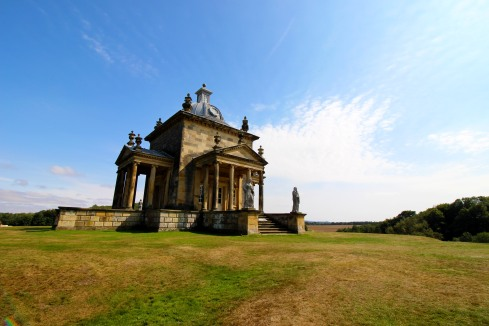 Temple of the Four Winds, Yorkshire