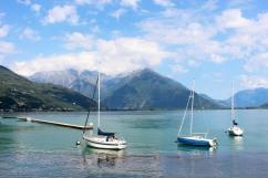 Jetty, Lago di Como