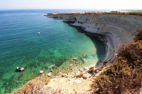 Il-Ħofra l-Kbira, Malta