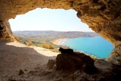 Tal-Mixta Cave, Gozo